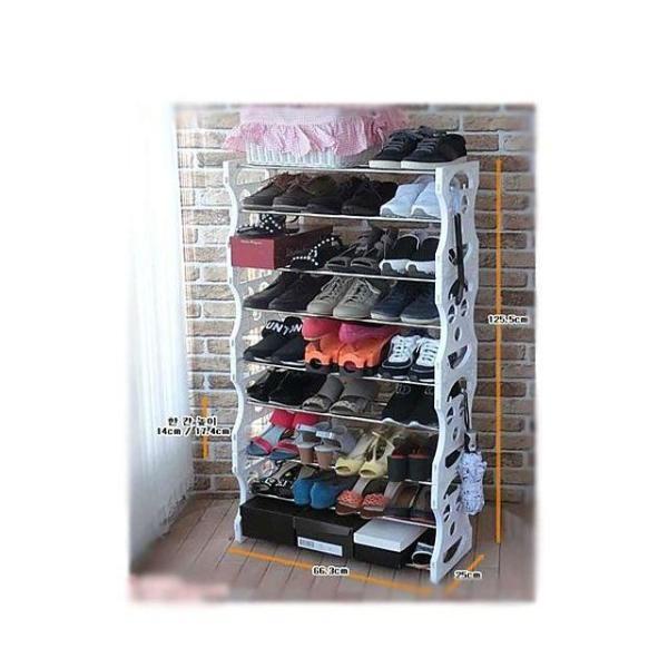 오픈 신발정리대9단 상품이미지
