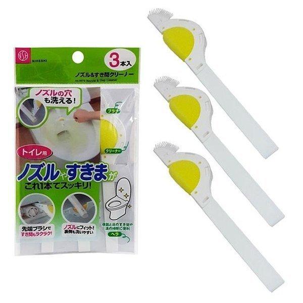 일본마트상품 변기 비데 청소브러쉬 3개 상품이미지
