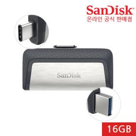 샌디스크 Ultra Dual Type-C 16GB OTG USB 메모리