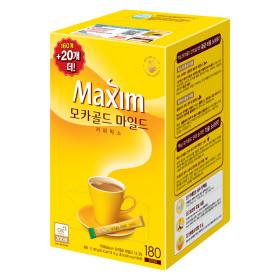 Maxim Mocha Gold 180 Sticks New Product