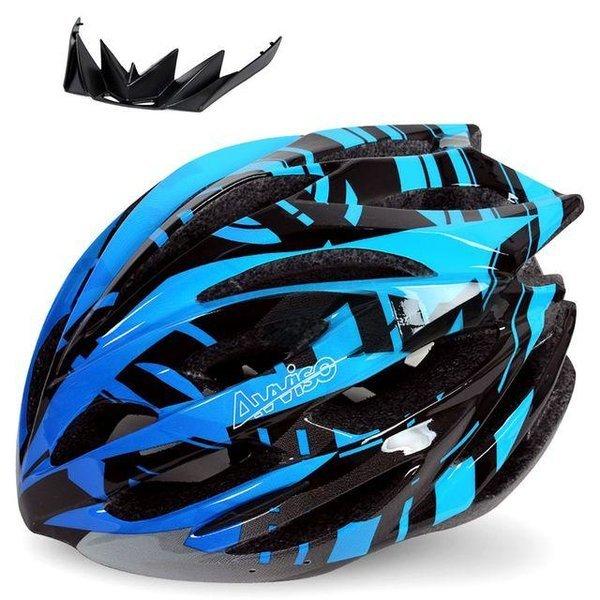 윈드 헬멧 블루+블랙 HB31 N-7138 상품이미지