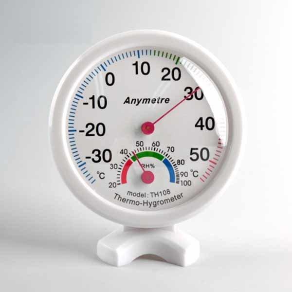 아날로그 온도계 습도계 탁상 벽걸이 인테리어 산업 상품이미지