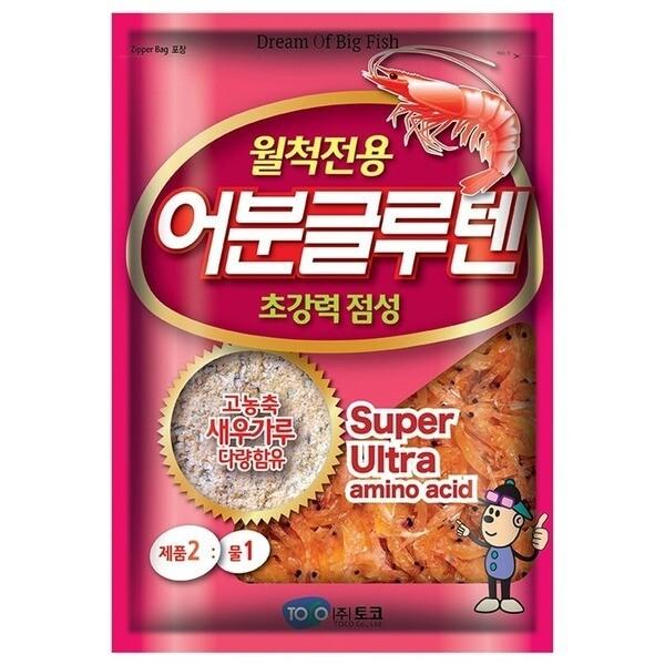자바낚시 월척전용 어분글루텐 / 낚시 붕어 새우떡밥 상품이미지
