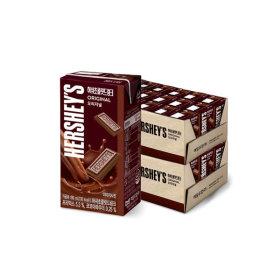 허쉬드링크 190ml 48팩 /우유/초콜릿