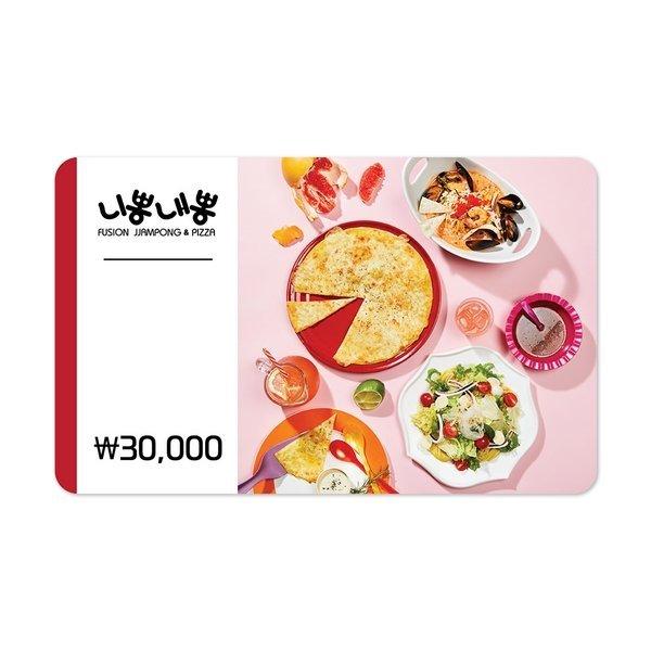 (니뽕내뽕) 기프티카드 3만원권 상품이미지