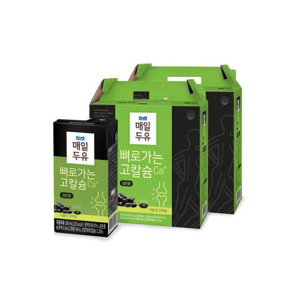 검은콩 190ml 32팩 /우유/두유/매일 상품이미지