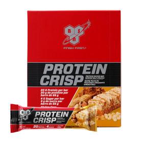 신타6 프로틴바 크리스피 단백질바 피넛버터 크런치 에너지바 12 개입