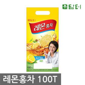 담터 레몬홍차 100입 복숭아홍차 아이스티