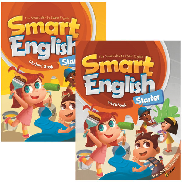 Smart English Starter (s+W) / 전2권+미니노트 상품이미지
