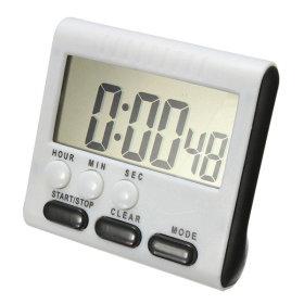 시계 겸용 디지털 타이머/스탑워치/주방/수험용/알람