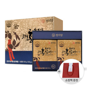 [천지양]고려홍삼정 홍삼농축액 홍삼 선물세트 200g