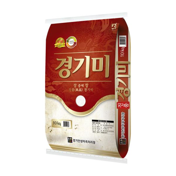 경기미 10kg / 국내산 100% /2019년산 햅쌀 상품이미지