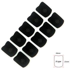 세인시아 마우스피스패치 알토 테너 색소폰 0.35mm