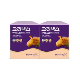 도톰한 뽑아쓰는 키친타올 140매x4개2팩/휴지