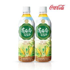 옥수수 수염차 500ml x24pet /차/음료수