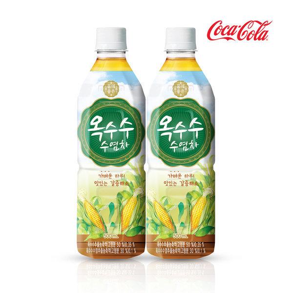 옥수수 수염차 500ml x24pet /차/음료수 상품이미지