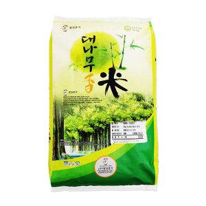 햅쌀 대나무향미 쌀20kg 18년햅쌀 당일도정 당일출고