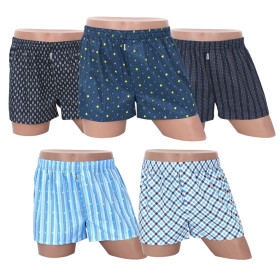 Suitcase/Boxer/Panties/Men/Big Size/Underwear