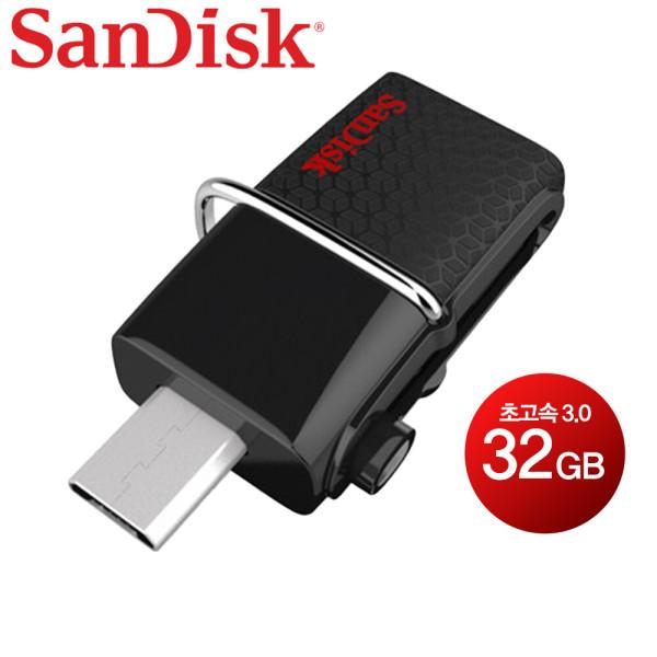 샌디스크 초고속 OTG 3.0 USB 메모리 32GB 상품이미지