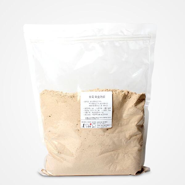 (현대Hmall)국산 옛날맛 미숫가루 1kg 상품이미지