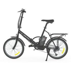 20-inch beginner's electric bike e-RUN bike foldable type