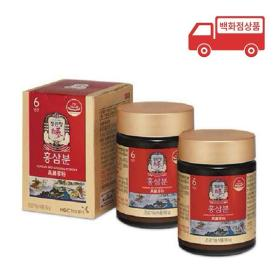 CheongKwanJang red ginseng powder(90g 2bottles)
