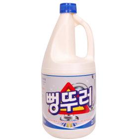 성진캠 뻥뚜러 2L/배수구 세정제/뚫어뻥