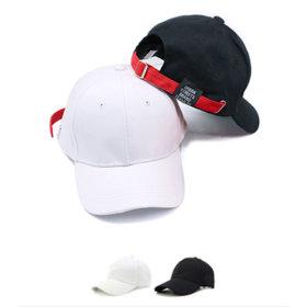 롱스트랩 볼캡 야구 모자 골프 남자 여자 군모 s13