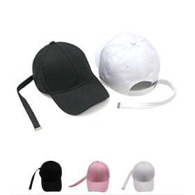 롱스트랩 볼캡 야구 모자 골프 남자 여자 군모 커플 MJ