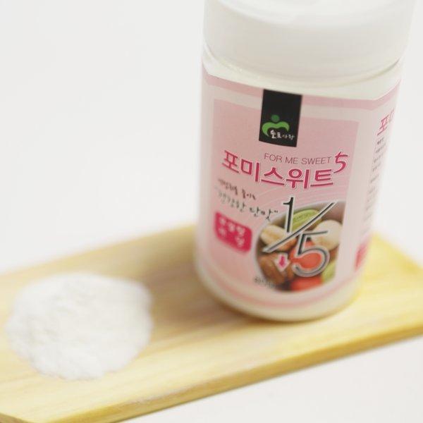 비타민C 첨가 저당 포미스위트(식약처품목제조신고필) 상품이미지