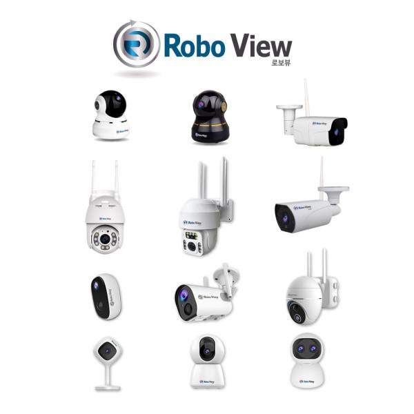 로보뷰 IP카메라 모음 300만화소 해킹방지 CCTV 홈캠 상품이미지