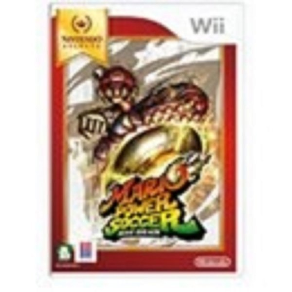 (닌텐도 Wii) 위 마리오 파워 사커 정식발매 중고제품 상품이미지
