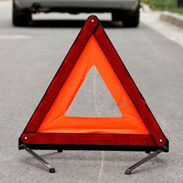 차량용 안전 삼각대 자동차 비상 거치대 반사판 표지 상품이미지