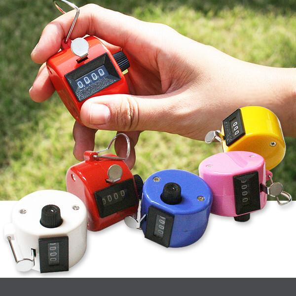 핸드 카운터기 수동 계수기 휴대용 기계식 카운터 상품이미지