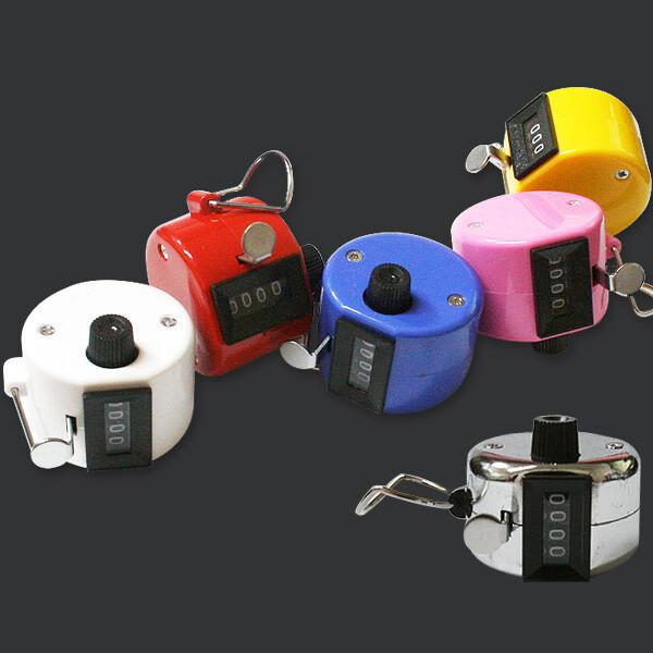 휴대용 수동 계수기 카운터기 기계식 핸드카운터기 상품이미지