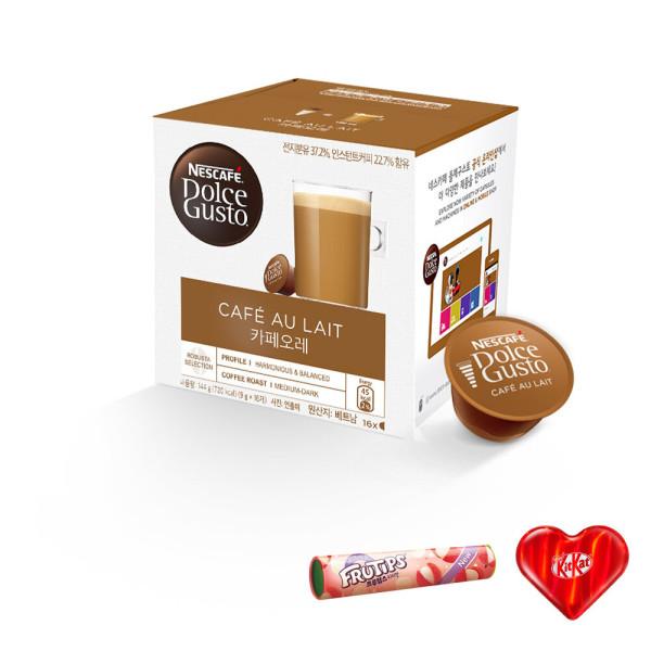 돌체구스토 캡슐 커피 카페올레 16캡슐 공식판매점 상품이미지