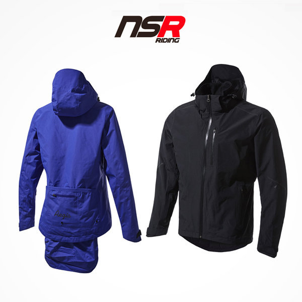 NSR 이지스 자켓 후드/방수 바람막이 자전거 봄 상품이미지