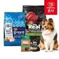 (최대15%) 밥이보약 3.4kg /더리얼 1.6kg 강아지사료