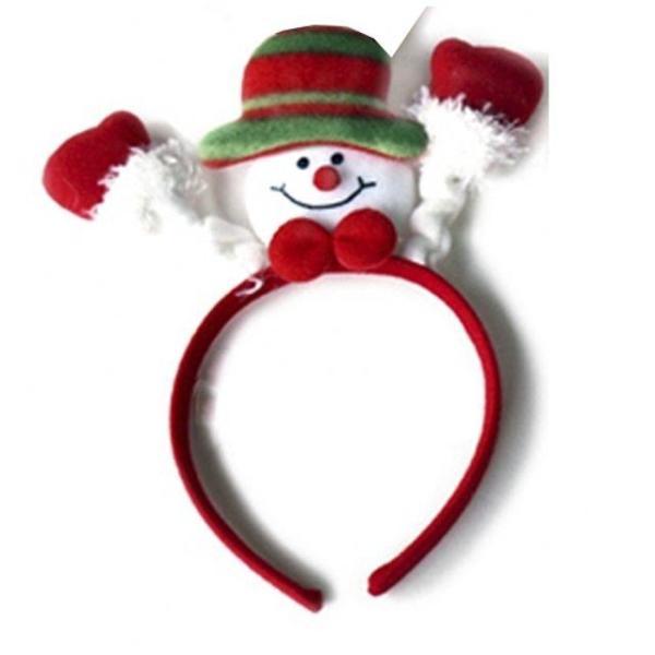 크리스마스 장식 소품 토끼 머리띠 아기 유아 아동 상품이미지