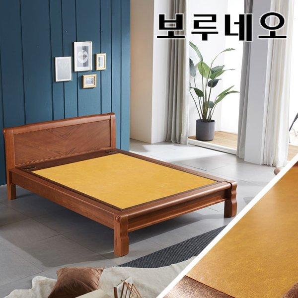 보루네오하우스 모닝듀 온열 황토 흙침대 퀸 YS301Q 상품이미지