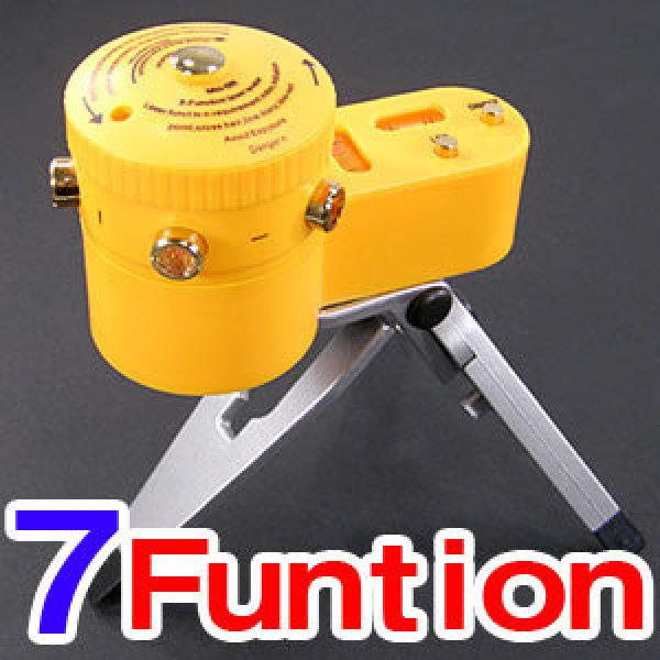 정밀 레이져레벨기/수평 수직 공기방울장착/야간 조명등 마그네틱센서 장착 인테리어 액자/수평기 상품이미지