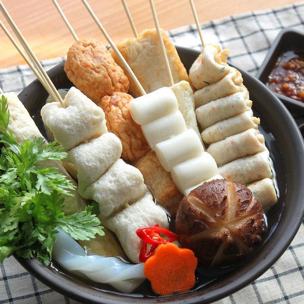 밀가루NO/쌀로 만든 명품 부산어묵/어묵탕 소스증정 상품이미지