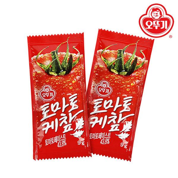 오뚜기 일회용 토마토케찹 9g 업소용 x 1000개 상품이미지