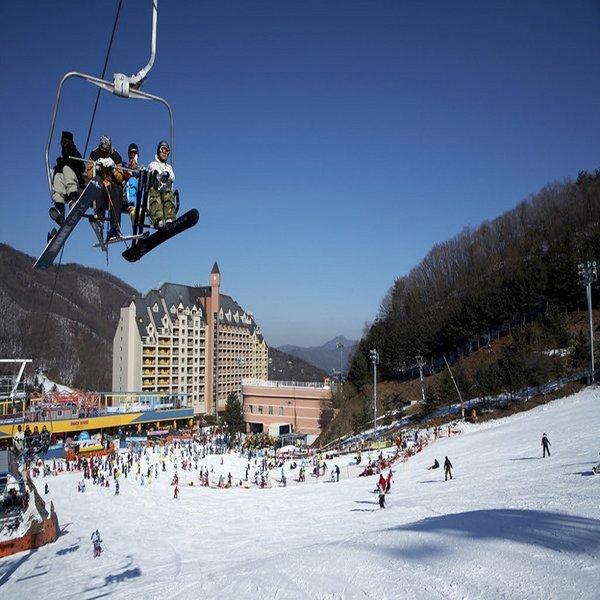 (5%추가할인)용인 양지 파인리조트 17/18시즌 스키시즌권 특가 상품이미지