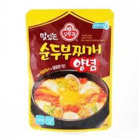 (행사상품)오뚜기_맛있는순두부찌개양념_115g