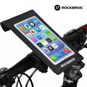 락브로스 360 자전거 핸드폰거치대 완벽방수 터치가능