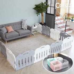 [카라즈] 키벨 베이비룸 8EA(8개) / 안전울타리 / 아기안전가드 / 아기울타리