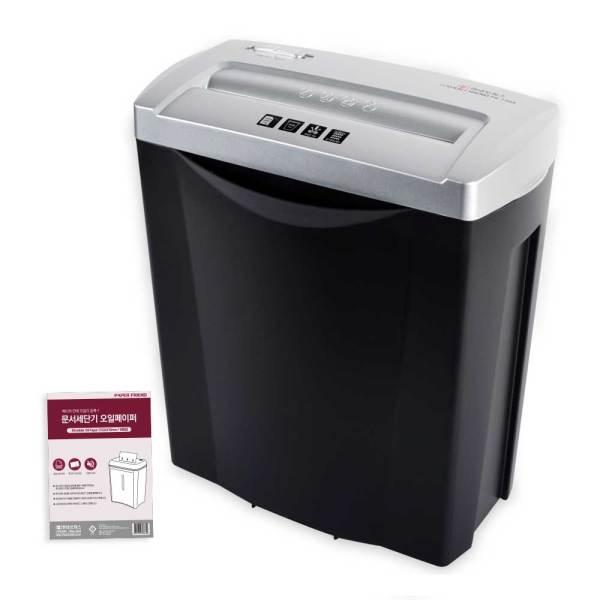 소형/개인용문서세단기 PK-730X 1회5매/꽃가루형/15L 상품이미지