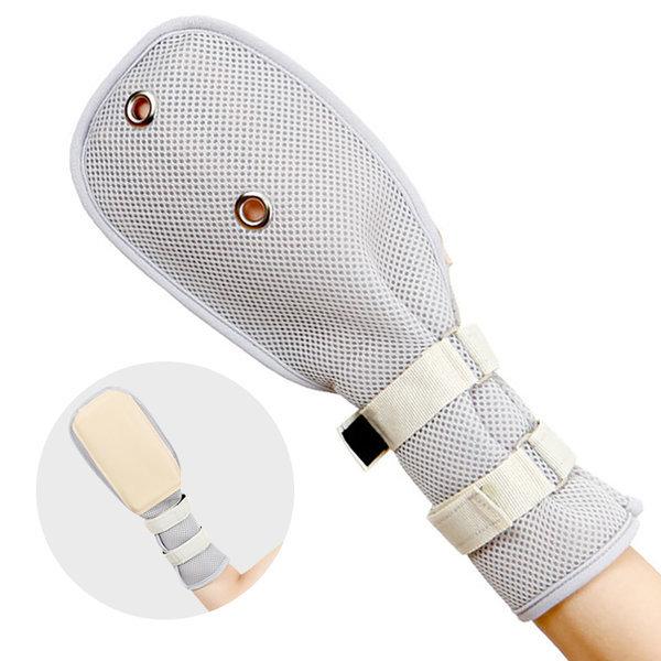 메쉬억제대 손목 발목 억제대 안전손장갑 실버용품 상품이미지