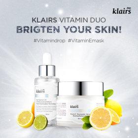KLAIRS Freshly Juiced Vitamin Drop+E Mask